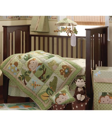 lambs and ivy baby bedding lambs ivy papagayo 5 piece crib bedding set