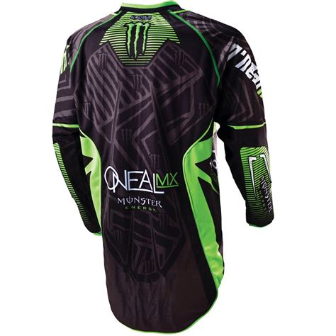 monster energy motocross jersey oneal 2011 hardwear ricky dietrich monster energy mx race