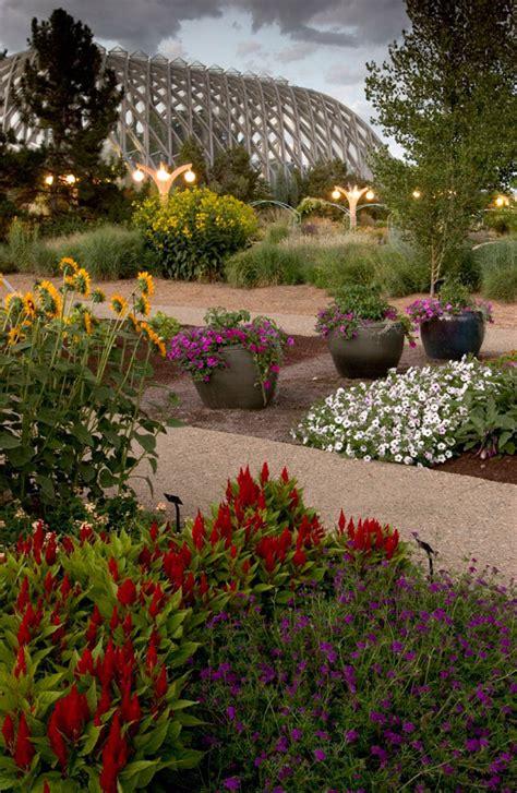 Botanic Gardens Denver Botanical Gardens Around The Usa The Vertblog