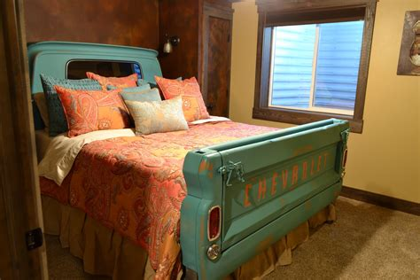 bed of truck tailgate customs queen size 1958 chevrolet pickup truck