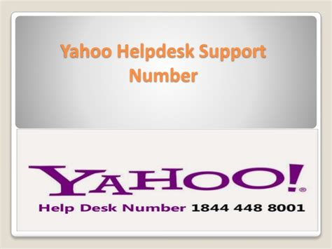 windows help desk number 1844 448 8001 yahoo help desk support number for rectify
