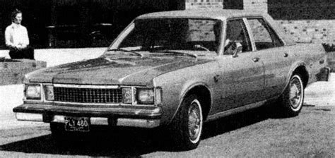1981 plymouth volare review flashback 1980 plymouth volar 233 the daily drive