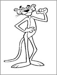 pink panther coloring pages free printable pink panther coloring pages for