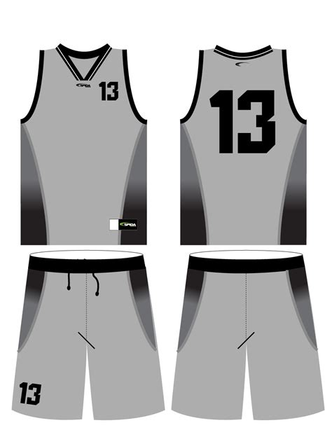 Overcast Sublimated Basketball Jerseys Basketball Jersey Template