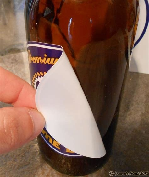 home brew labels template removable and reusable labels for home brew bottles
