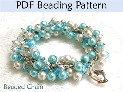 how to use beading wire beading tutorial pattern bracelet necklace wire working