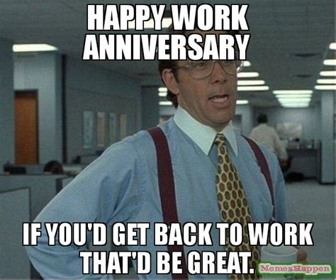 10 Year Anniversary Meme - the gallery for gt congratulations work anniversary meme