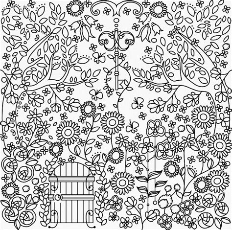 colorfy app coloring pages garden coloring page colorfy app zentangles adult