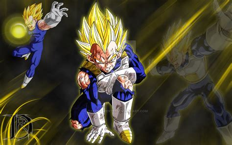 dark vegeta wallpaper vegeta wallpaper by darkreaper777 on deviantart