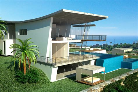 modern villa plans new home designs latest modern villas designs ideas