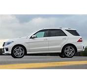 2012 Mercedes Benz ML 63 AMG  Specifications Photo