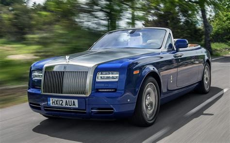 roll royce phantom drophead coupe rolls royce phantom drophead coup 233 review