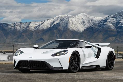 Ford Gt 60 by 2017 Ford Gt Drive Review The Right Stuff