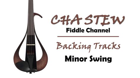 minor swing backing minor swing jazz blues violin backing tracks