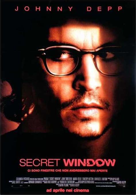 film secret window adalah secret window 2004 gratis films kijken met ondertiteling