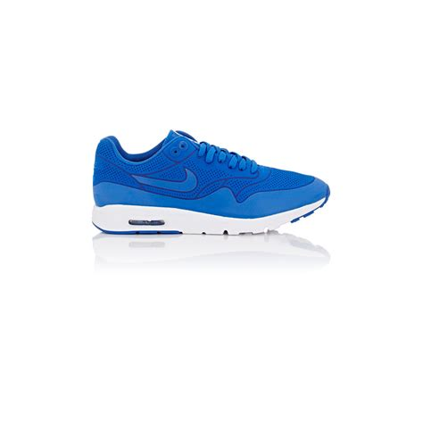 air 1 nike sneakers lyst nike s air max 1 ultra moire sneakers in blue