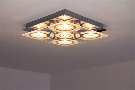 ceiling light 5 x 28 watt modern decor l design flush