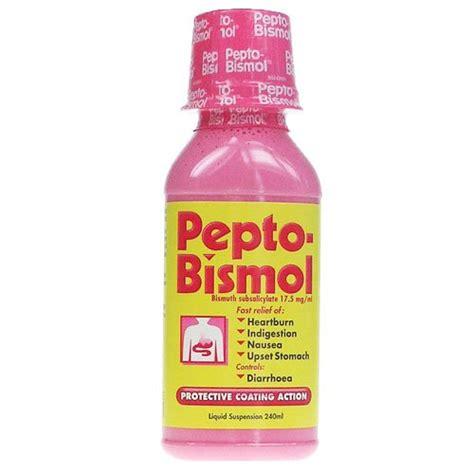 pepto bismol liquid suspension 240ml your 24 hour