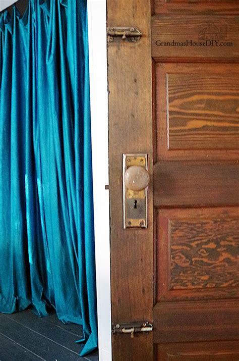 refinishing   door    guest bedroom  library