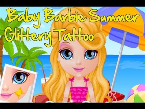 tattoo games for kids baby for baby summer glittery