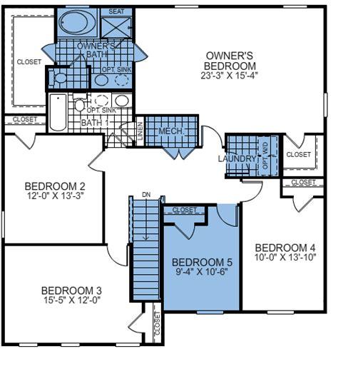 ryan homes floor plans rosemont with ryan homes floorplan