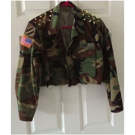 Jaket Bomber Crop Army 25 best ideas about army field jacket on