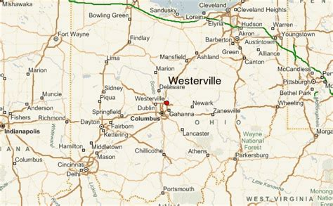 westerville location guide