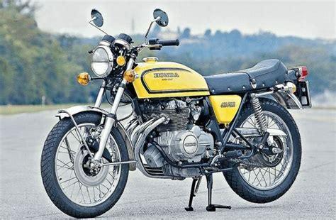 honda 400 four cb400f motorcycles