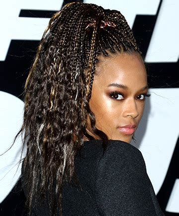 pony hair for micro braids 35 micro braids hairstyles for african american women