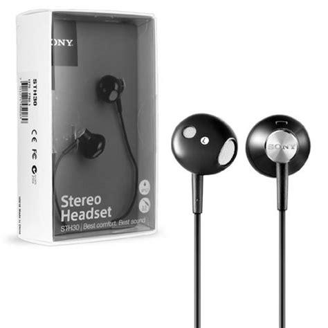 Headset Sony Sth30 綷 綷 sony stereo headset sth30