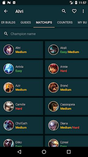 builds for lol for pc