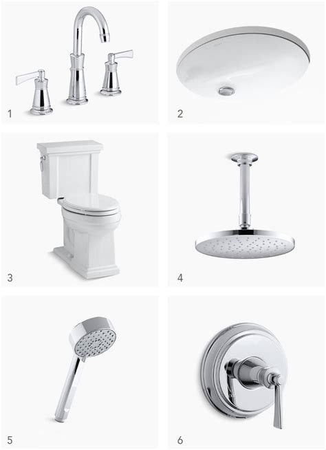 Used Bathroom Fixtures How We Did It The Materials And Manufacturers That Made This Bathroom Happen Silent Rivers