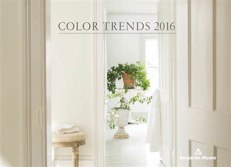 benjamin moore 2016 color of the year color trends 2016 oc 117 simply white benjamin moore