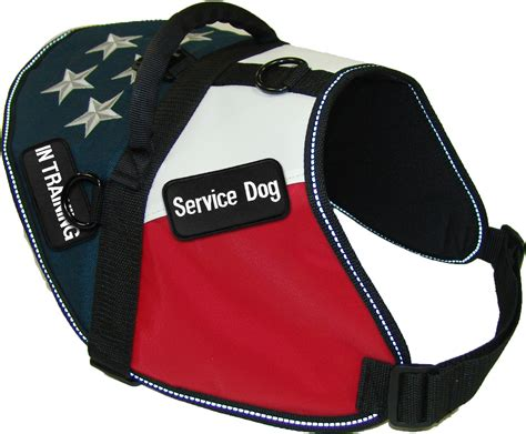 vest for service in patriotic service vest the herd