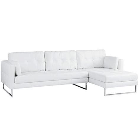 Dwell Sofa by Dwell White Sofa White Sofas 2011 Living Room