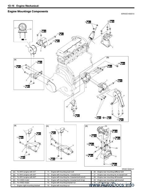 Suzuki Grand Vitara User Manual Suzuki Grand Vitara Jb416 Jb420 Service Manual Repair