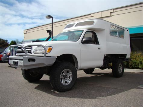 toyota tundra motorhome toyota tundra expedition cer by irbisoffroad rising