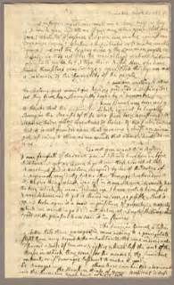 mhs collections online letter from abigail adams to john