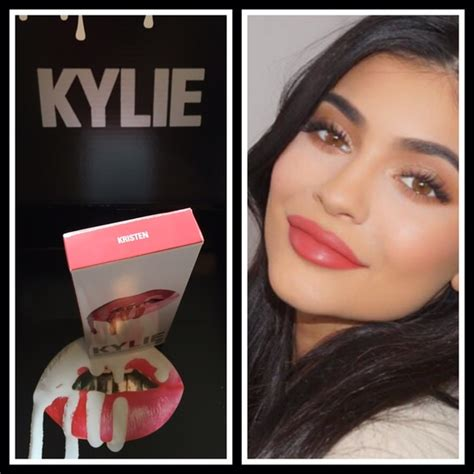 cosmetics lip kit kristen from s closet on poshmark