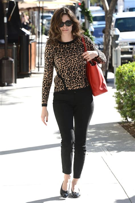 Style Emmy Rossum by Emmy Rossum Style Going To La Scala In Beverly