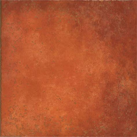 Floor Tiles   Alcora Rustico Dark Terracotta Ceramic Floor