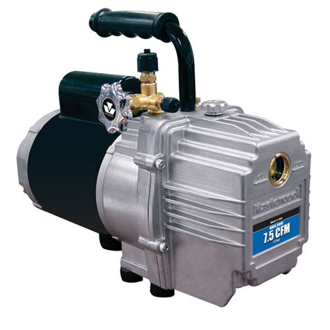 Vacum Ac Robinair mastercool 90067 7 5 cfm 2 stage vacuum