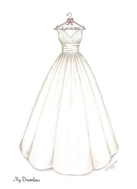 Brautkleider Zeichnen Lernen by Wedding Dress Sketch Gallery Zeichnen Zeichnungen Und