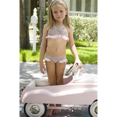 little girls little pics eberjey mini little girls bikini style wild child amaya