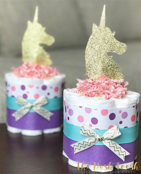 Baby Cakes For Souvernir unicorn cake baby shower gift baby shower