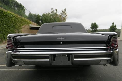 Lincoln Limo by Ride Like The King Of Cool In Steve Mcqueen S 1965 Lincoln