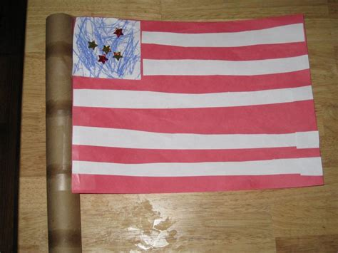 flag craft for pin by amanda turnbull on 4th of july crafts