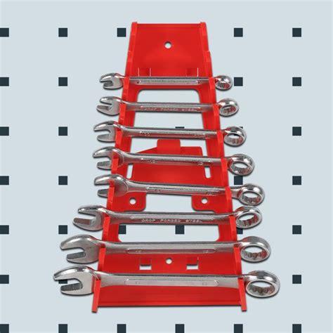 eastwood 5 rail socket holder tray wrench organizer sorter holder tray socket rail craftsman storage rack tool box ebay