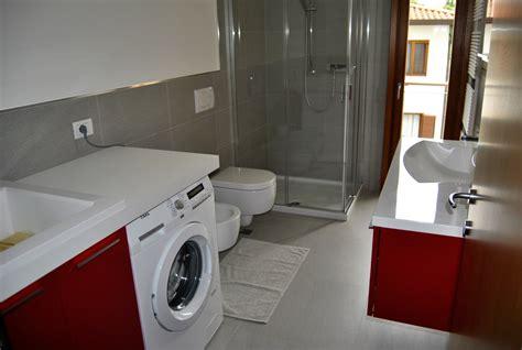 lavanderia in bagno bagno lavanderia