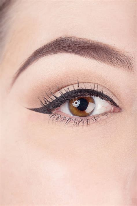 tutorial eyeliner con scotch delineador l 237 quido scotch delineado perfecto para